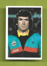 Northern Ireland Pat Jennings 285 AR